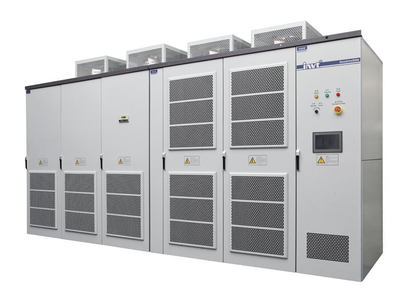 GD5000系列高压矢量变频器